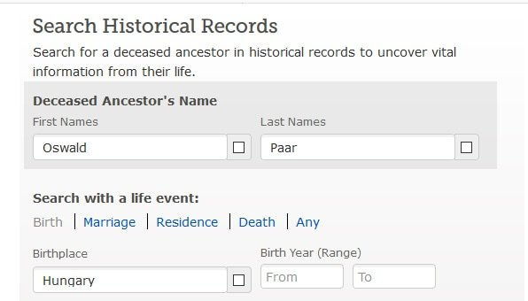 Identifying Your Ancestor's Birthplace • Jane's Genes